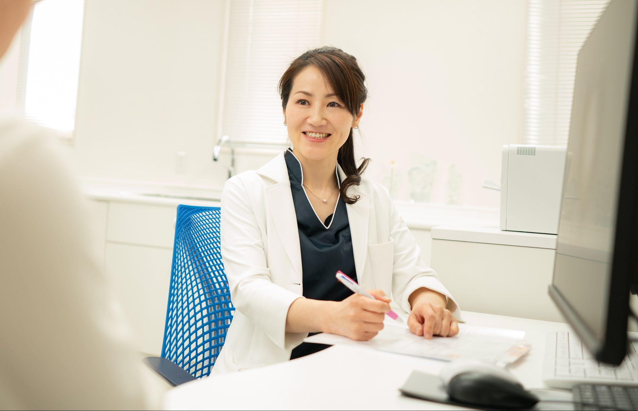 盛岡市の婦人科なら、女性医師による診断ができる畑山レディスクリニック